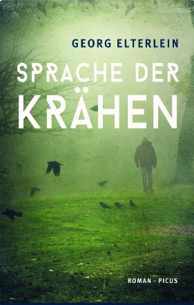 Book cover, Georg Elterlein