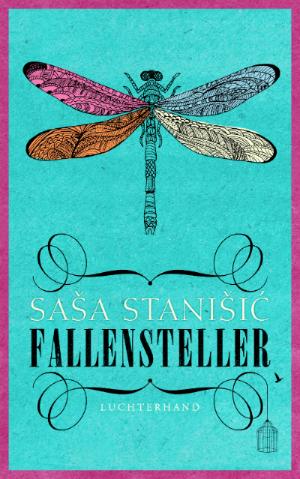 Book cover, Saša Stanišić