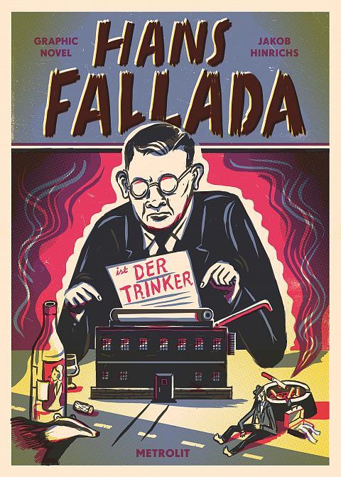 Fallada Der Trinker cover