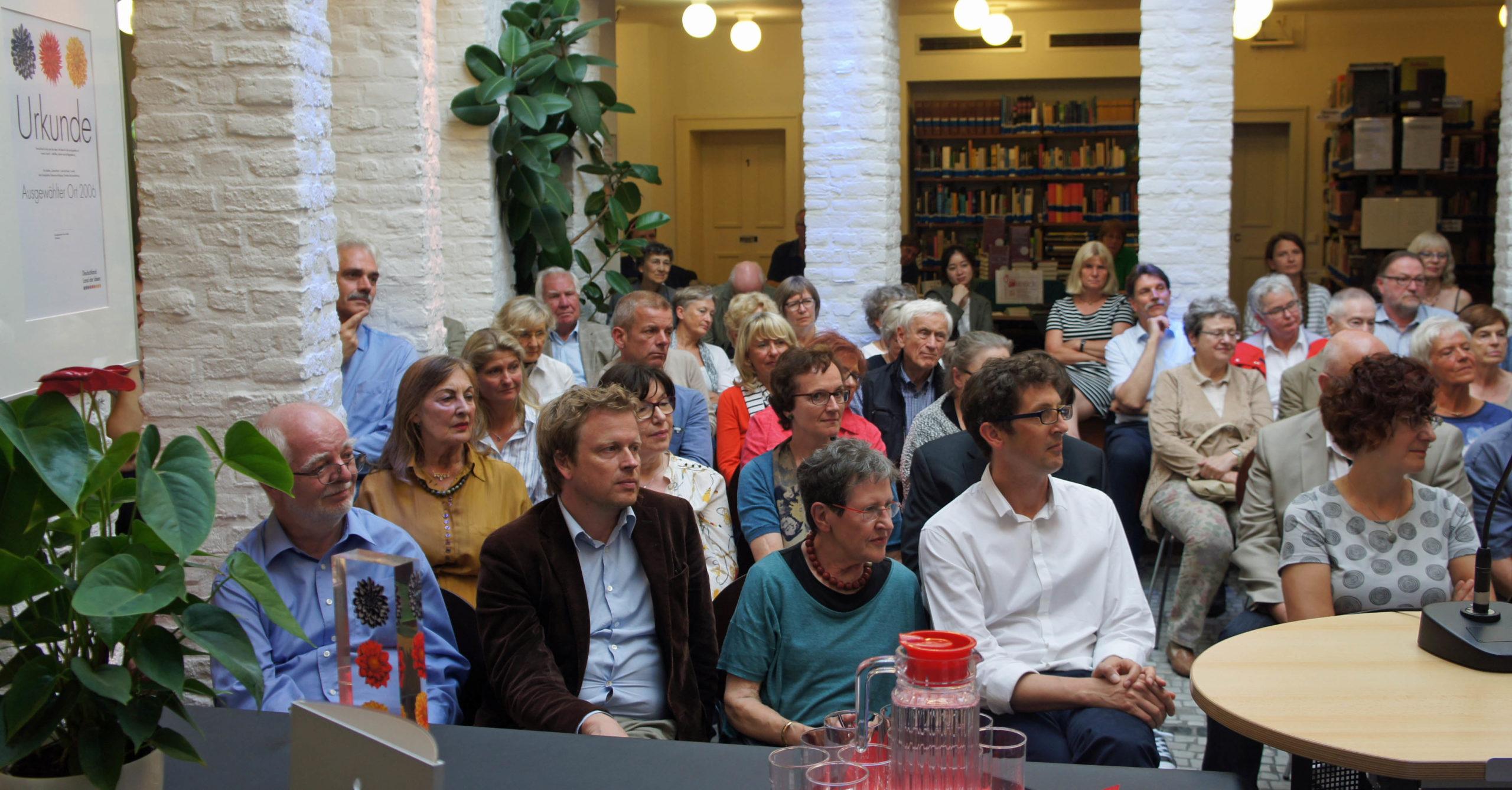 Straelen audience