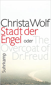 christa wolf stadt der engel overcoat of dr freud