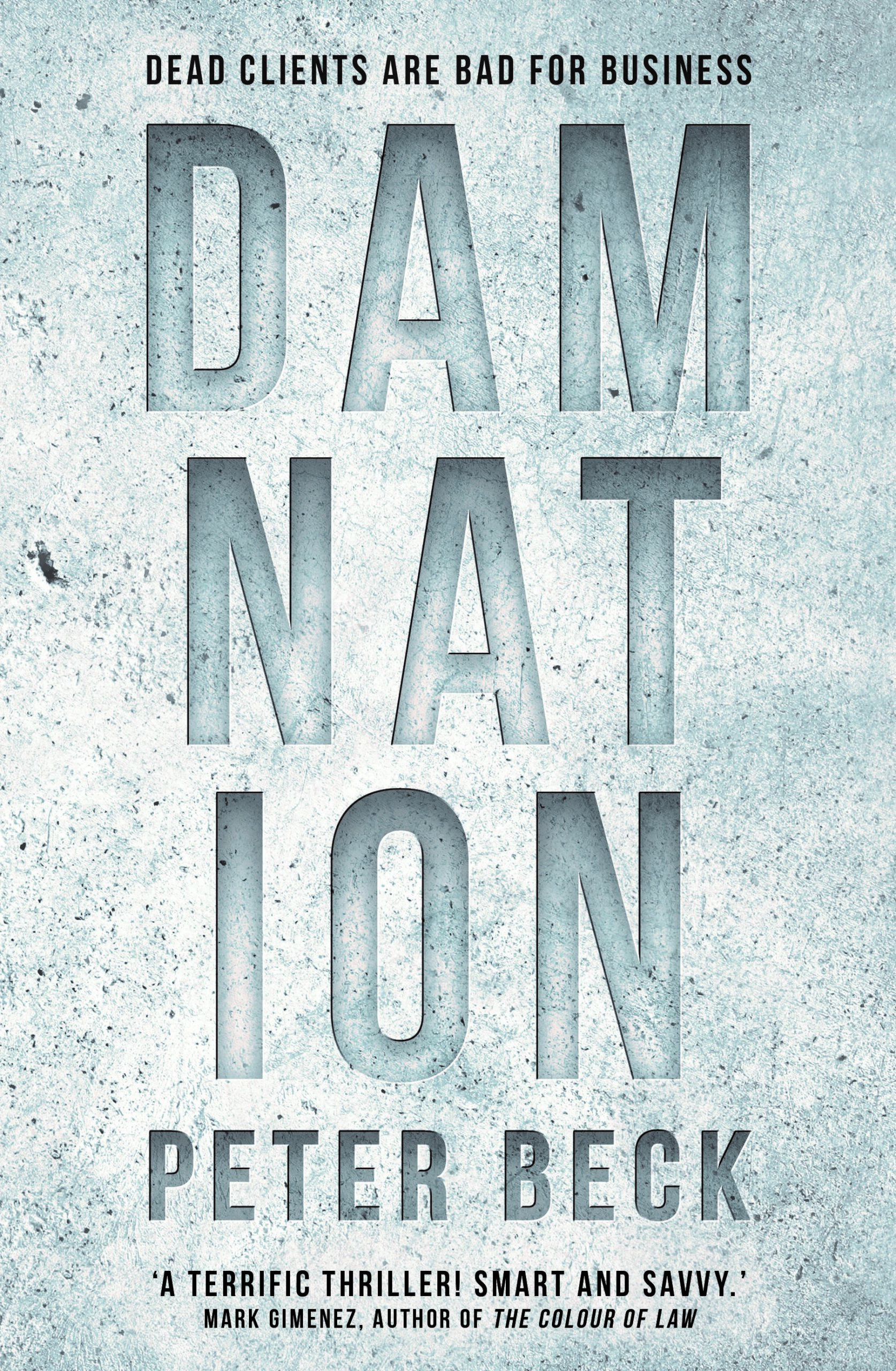 damnation beck cover