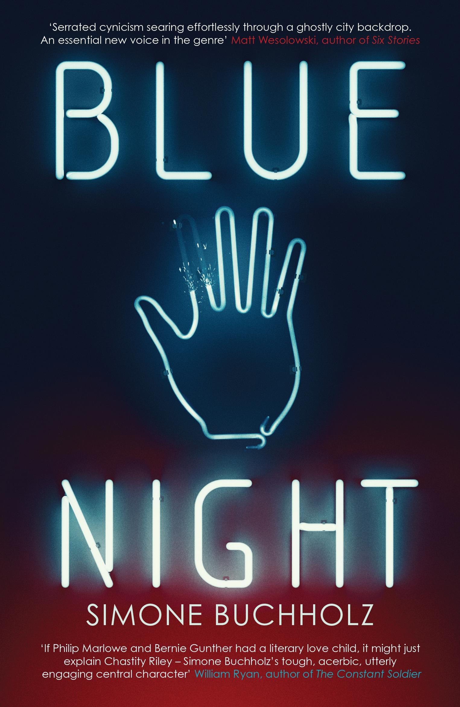 blue night buchholz cover