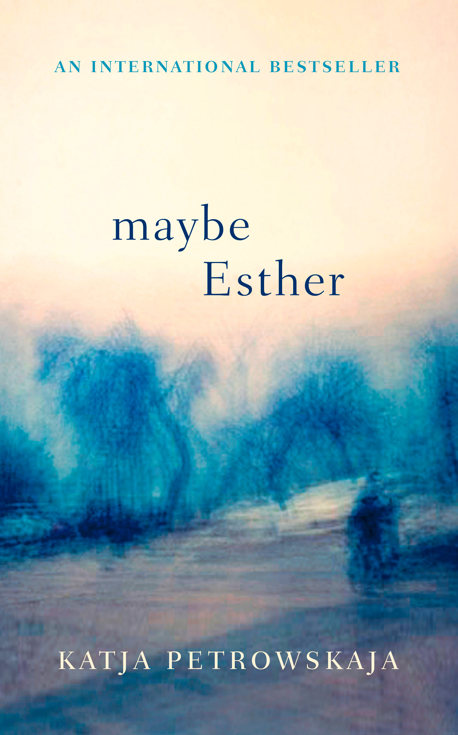 maybe esther cover