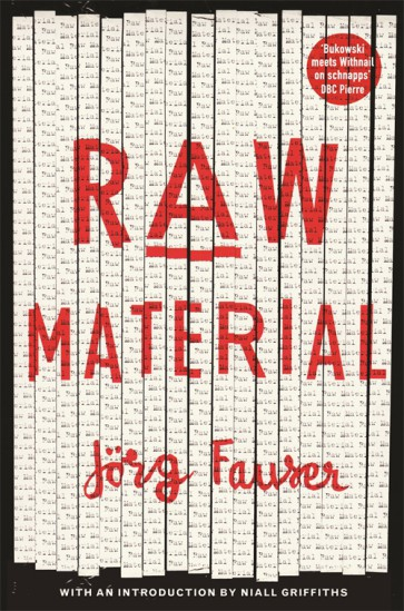 raw material joerg fauser cover