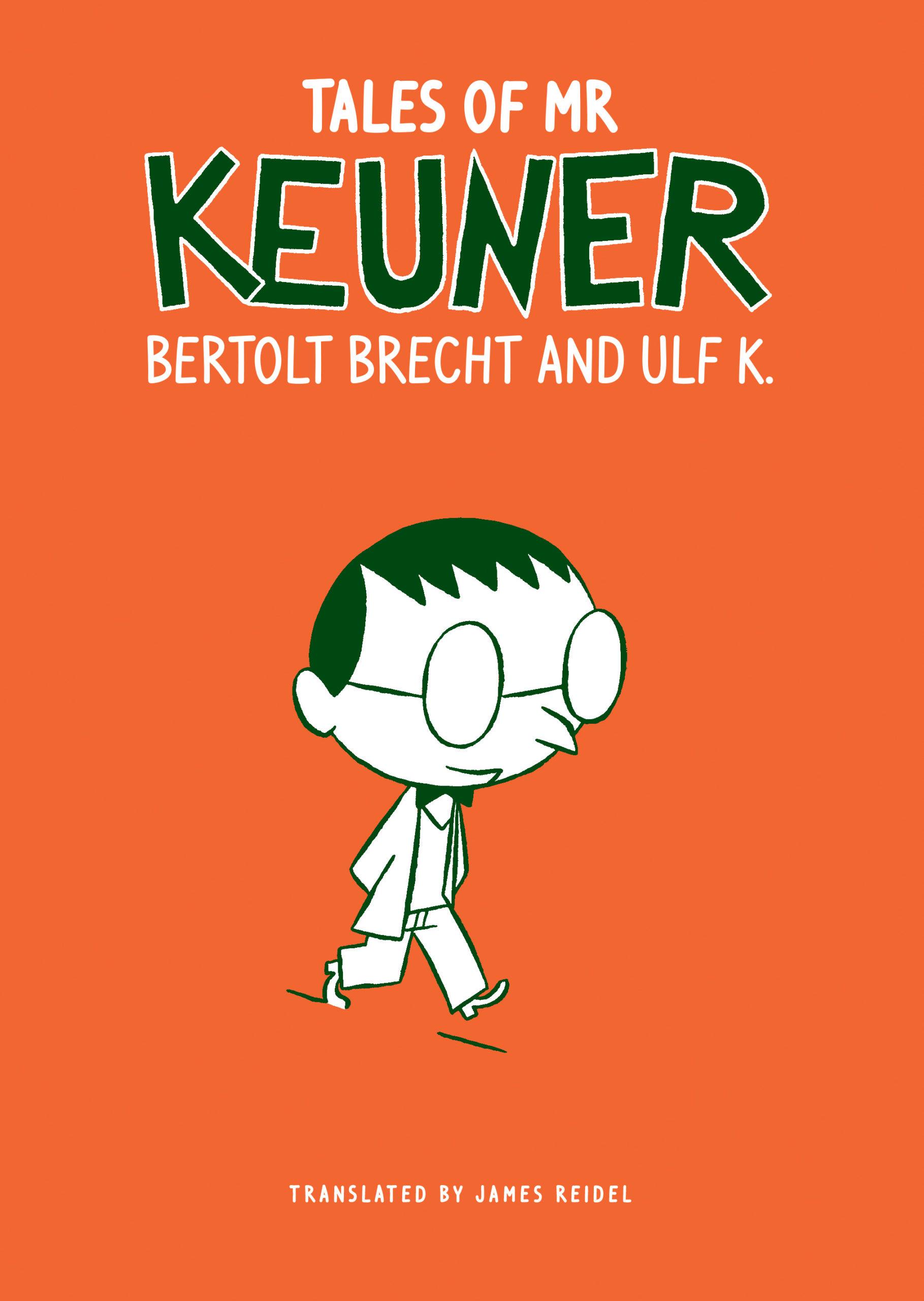 Brecht Mr Keuner Cover