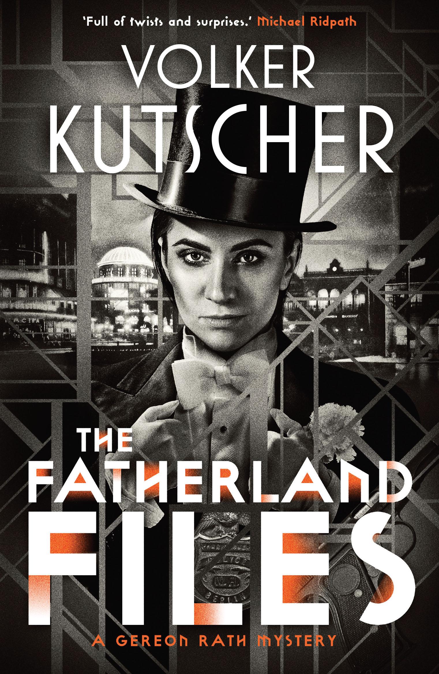 Kutscher Cover