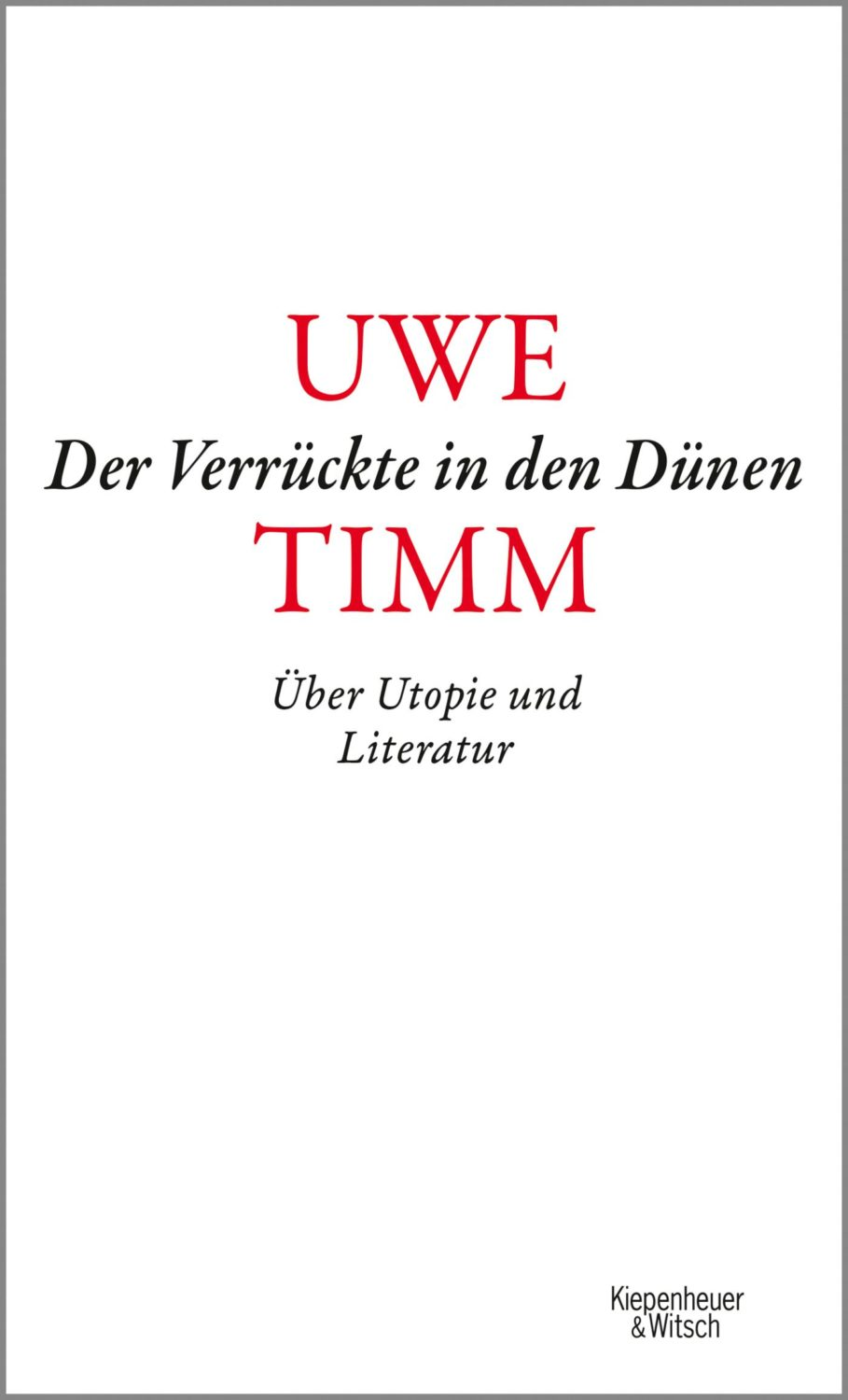 Timm cover