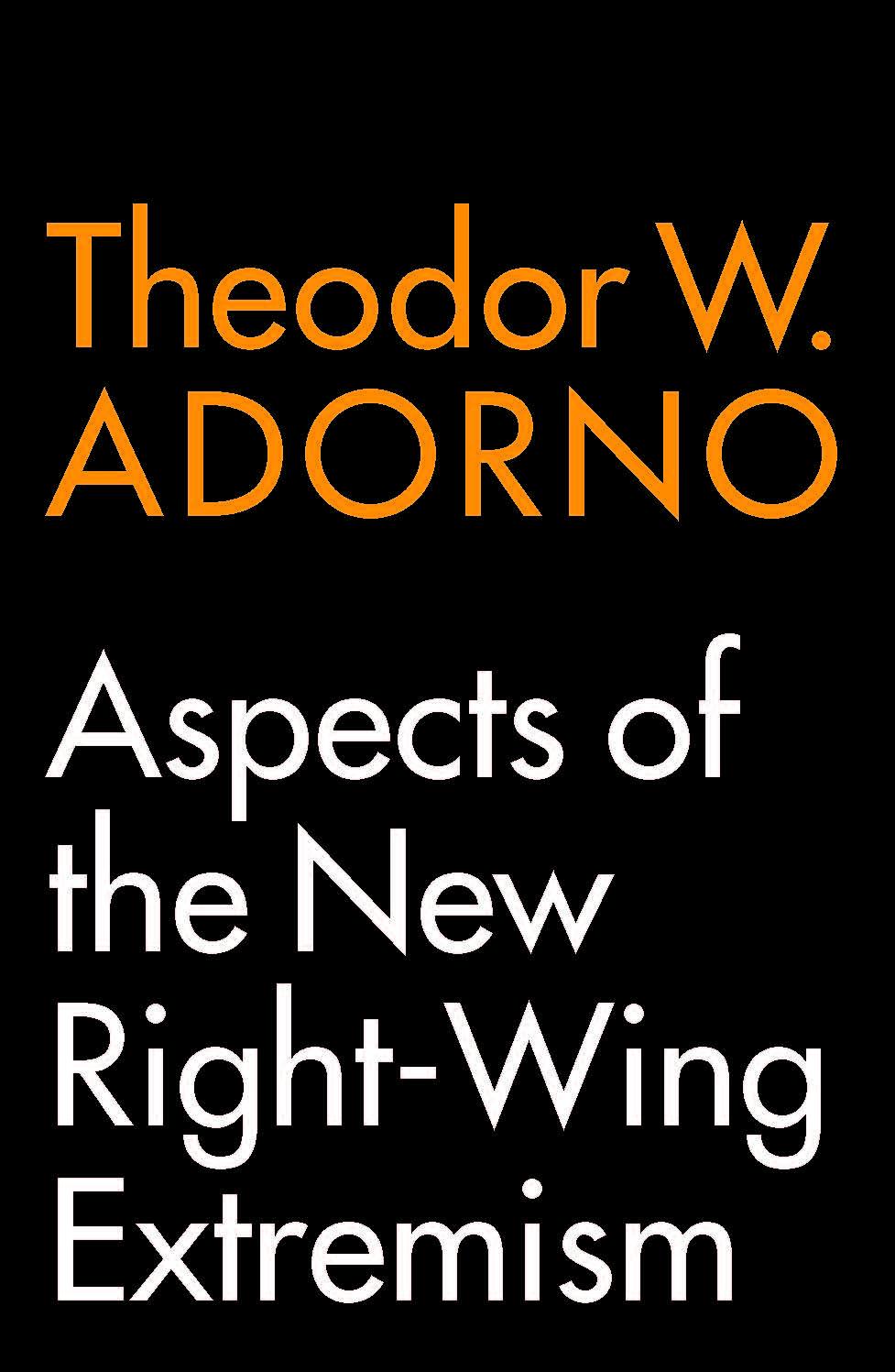 Adorno cover